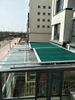 Outdoor Garden Patio Custom Retractable Roof Window Electric Motorized Aluminum Automatic Awning