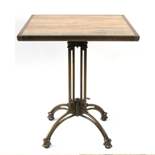 Tiled Mosaic Top Tables French Dining Ceramic Tile Table
