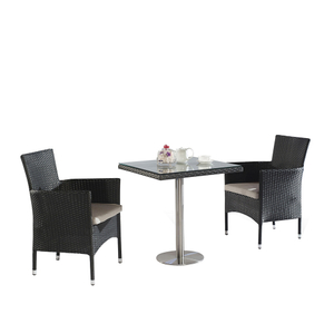 Factory Manufaturer Beach Hotel Aluminum Restaurant Rattan Furniture