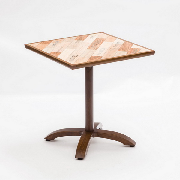 What are the advantages of ceramic tile table