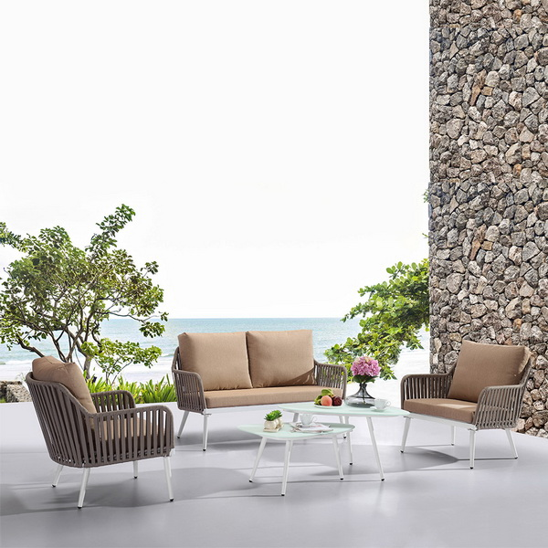 Experience the leisure of patio furniture
