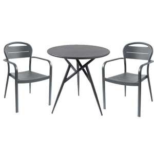 Table Chairs And Patio Furniture Aluminium Outdoor Dining Set
