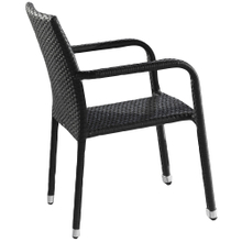 Outdoor Target Stackable Metal Wicker Patio Chairs
