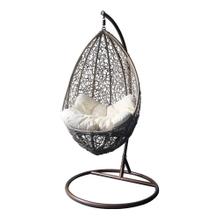 Outdoor Rattan Hanging Egg Chair Swing